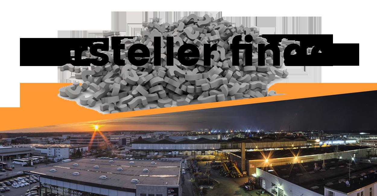 Amazon FBA Hersteller finden