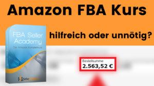 Amazon FBA Kurs